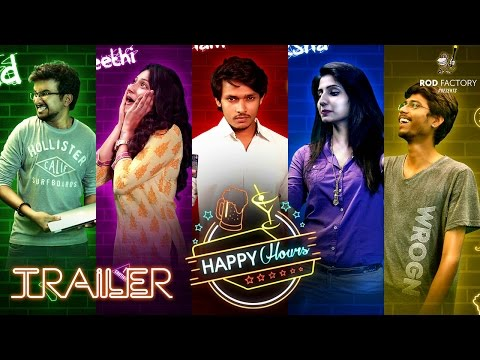 Happy Hours | Trailer | Telugu Web Series - RodFactory