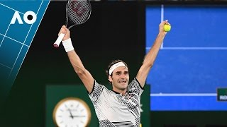 The Fed Express has done it! And what a way to finish.