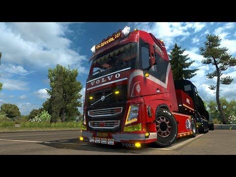 Volvo FH Weeda v1.0
