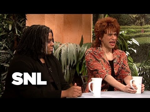 The View: Disney Studios - SNL