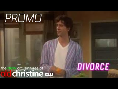 The New Adventures of Old Christine | 1x01 | A Complicated Divorce (Pilot) Promo | The CW