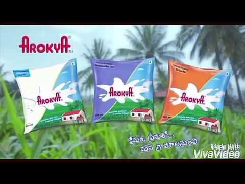 Video AROKYA MILK AD TELUGU download in MP3, 3GP, MP4, WEBM, AVI, FLV January 2017