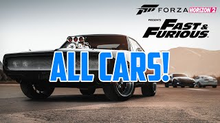 Nonton Forza Horizon 2 | Fast & Furious 7 DLC | All Cars Film Subtitle Indonesia Streaming Movie Download