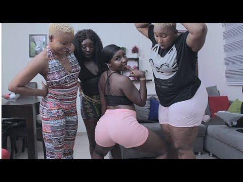 TWERKING COMPETITION I Season 2 Ep 11 : Housemates Of Lagos (Latest Nollywood Movies 2021)