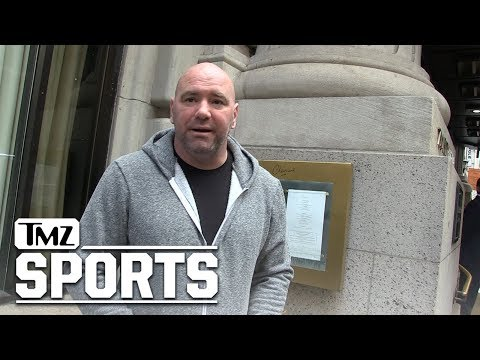 Dana White 'Planning' Conor McGregor UFC Return In 2017 | TMZ Sports