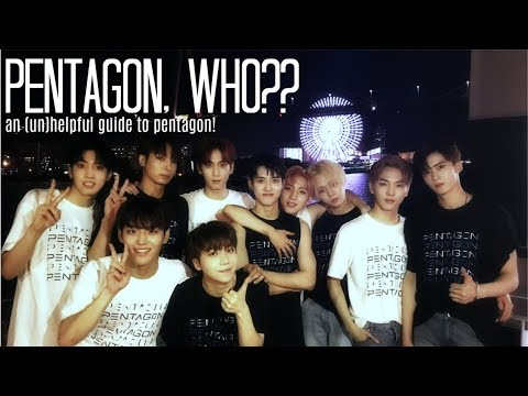 AN (UN)HELPFUL GUIDE TO PENTAGON | 1 Year With Pentagon!