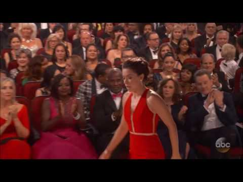 Tatiana Maslany wins Best Actress Emmy Award for Orphan Black