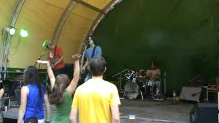 Video Melancholie (live @ Rosice 17.7.2010)