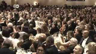 US President Cracks Jokes At Annual Press Dinner | Journal