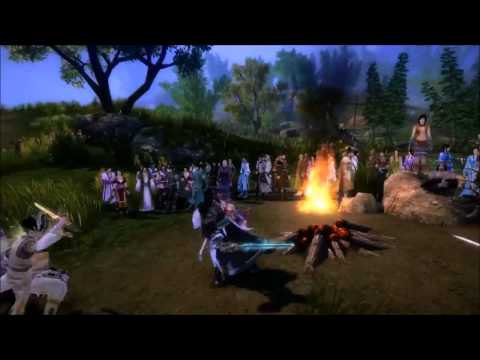 Watch Age of Wushu  Official Launch Trailer