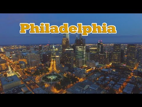 Top 10 reasons to live in Philadelphia, PA. #1 is obvious. (видео)