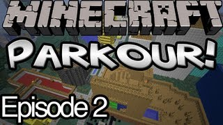 Minecraft Eribney Parkour Ep.2 - My Name Is Water