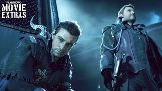 Kingsglaive  Final Fantasy Xv Clip Compilation  2016