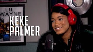 Hot 97 - Keke Palmer talks playing a Lesbian Pimp, Ty Dolla $ign & Her Different Personalities as a Kid