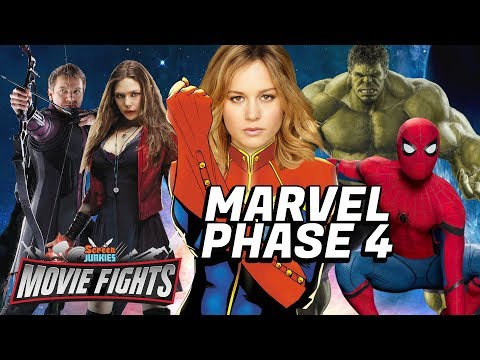 Marvel Phase 4 Movies We Want to See Most (w/ Max Landis) - MOVIE FIGHTS!!