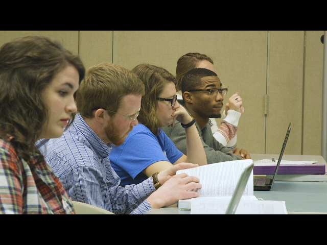 Scholars with Diverse Abilities Program video