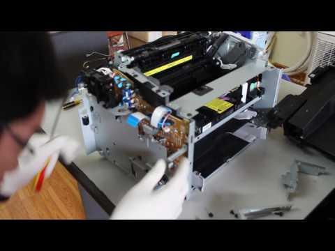 Video tháo máy in đa năng MF221d
