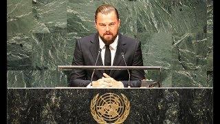 Video Aktor Tampan Hollywood Leonardo DiCaprio Puji Aksi Menteri Susi Pudjiastuti di PBB MP3, 3GP, MP4, WEBM, AVI, FLV Desember 2017
