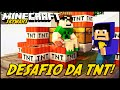 Minecraft: DESAFIO DA TNT! (SKYWARS)