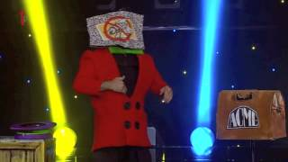 Comedy Magic Act - Cabaret Show On TV - Magie 49