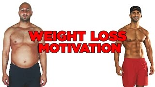 2. FIGHT FOR YOUR HAPPINESS: WEIGHT LOSS MOTIVATIONAL SPEECH!