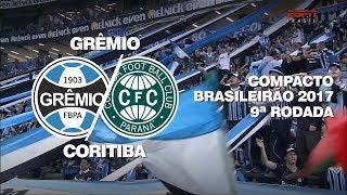 CAMPEONATO BRASILEIRO 20179ª RodadaArena do Grêmio, Porto Alegre, Rio Grande do SulNarração: Rafael OliveiraImagens; ESPN Brasil