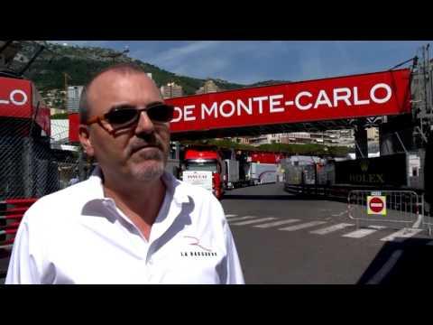 Preparing for the Formula 1 Grand Prix in the Principality