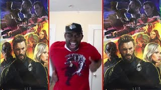 MY REACTION TO AVENGERS: Infinity War ClipORIGINAL VIDEO:http://www.thedevilseyes.com/2017/07/avengers-infinity-war-leaked-trailer-sdcc.html?m=1