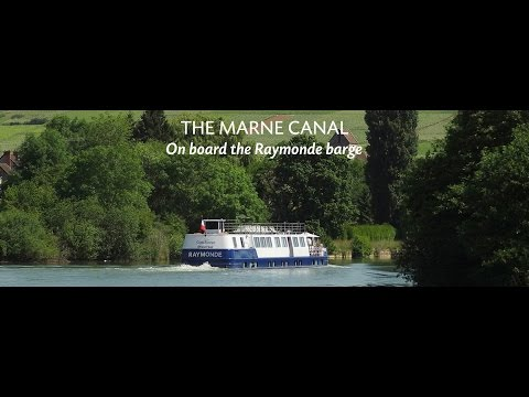 Cruises on the Marne canal