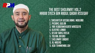 Video Habib Syech Bin Abdul Qodir Assegaf - The Best Sholawat Vol. 2 (Full Album Stream) MP3, 3GP, MP4, WEBM, AVI, FLV September 2018