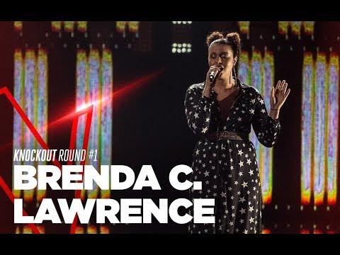 "Brenda Carolina Lawrence  ""Carte"" - Knockout - Round 1 - TVOI 2019"