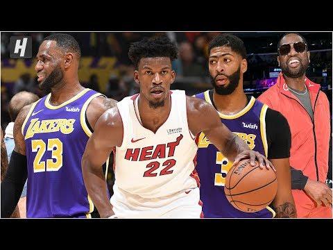 Miami Heat vs Los Angeles Lakers - Full Game Highlights | November 8, 2019 | 2019-20 NBA Season