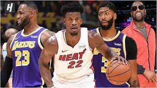 Miami Heat vs Los Angeles Lakers - Full Game Highlights   November 8, 2019   2019-20 NBA Season