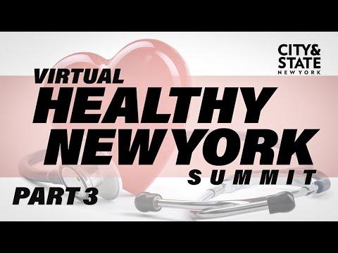 2020 Virtual Healthy New York Summit - Part 3/3