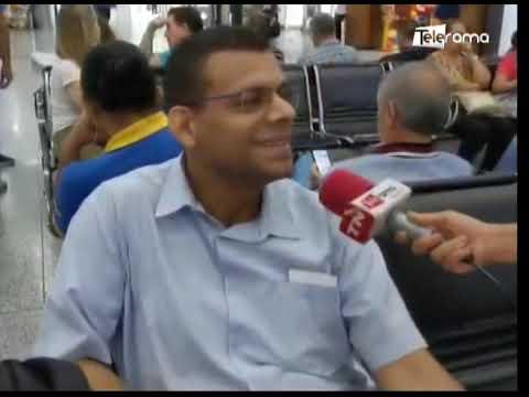 Ministerio de salud realiza controles en los aeropuertos por coronavirus