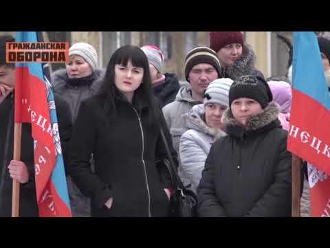 В Луганске в срочном порядке принялись отжимать рынки - Гражданская оборона 20.03.2018 - DomaVideo.Ru
