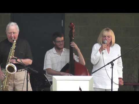 Wynters - several years ago Gail came back home to Kentucky after a long tour in New York City. Here she is performing with retired Lexington architect and jazz ar...