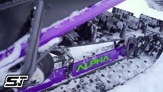 5. From Concept to Reality: Arctic Cat's Alpha One Technology
