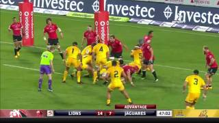 Lions v Jaguares Rd.9 Super Rugby Video Highlights 2017