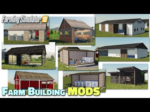 MF Shed Pack v1.0.2.0