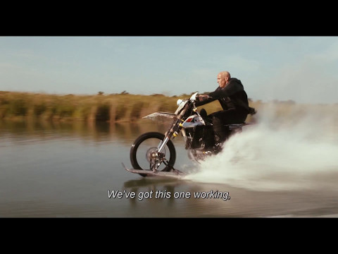 xXx Return Of Xander Cage - Open Ocean Motorcycle Chase