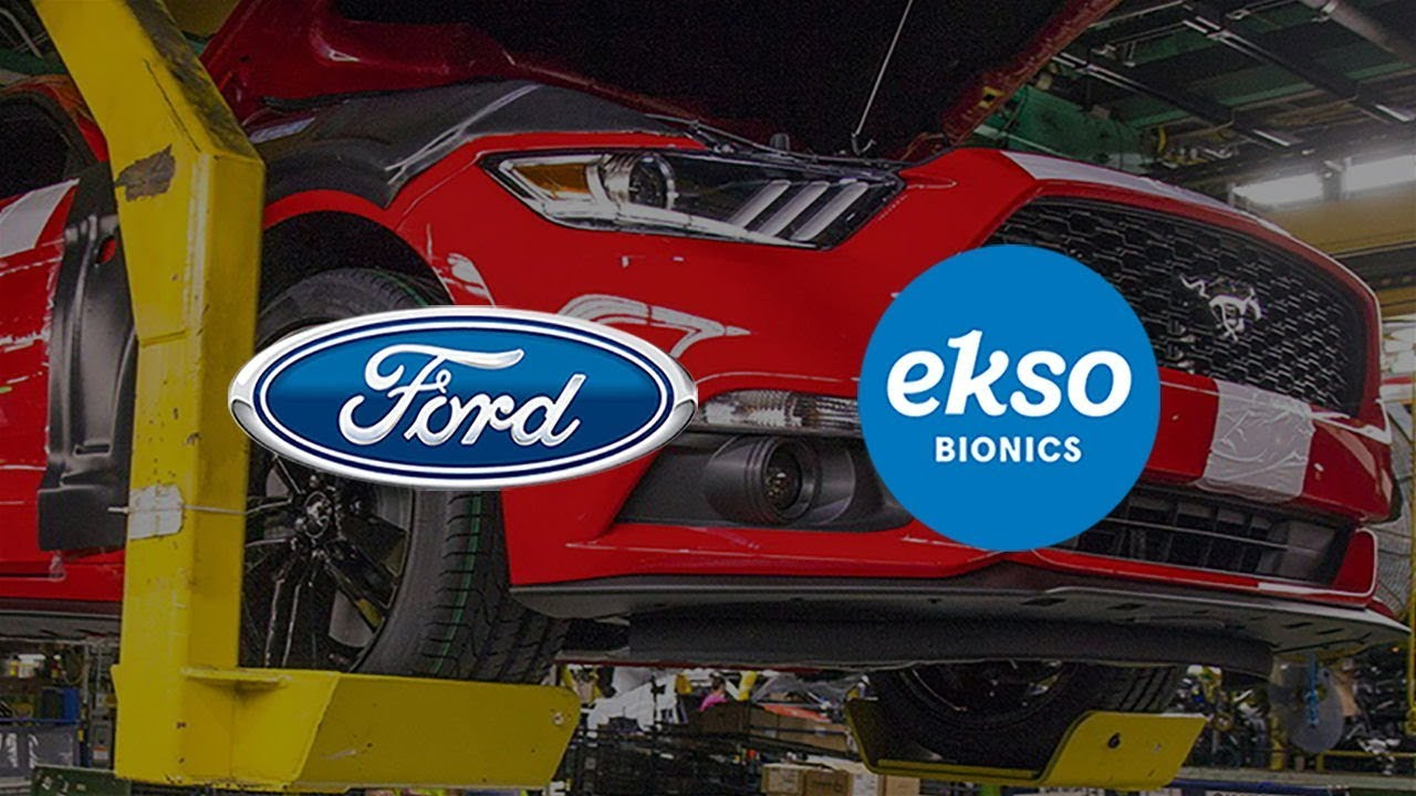 EksoWorks & Ford Partnership