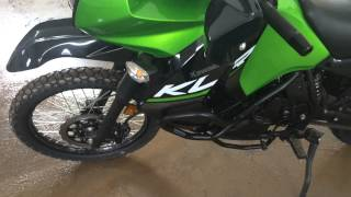 7. Kawasaki KLR 650 Modifications 2014 new edition