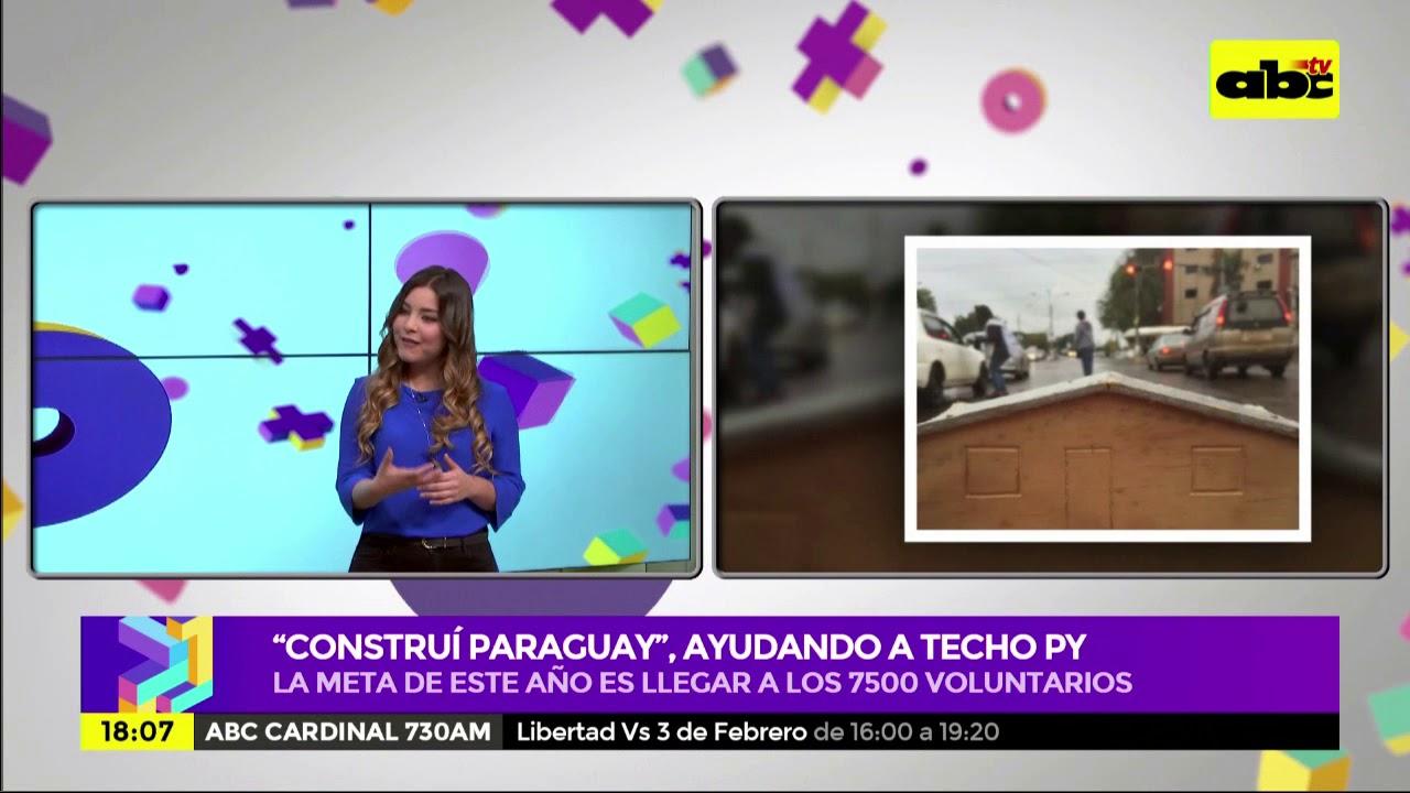 ''Construí Paraguay'', ayudando a TECHO