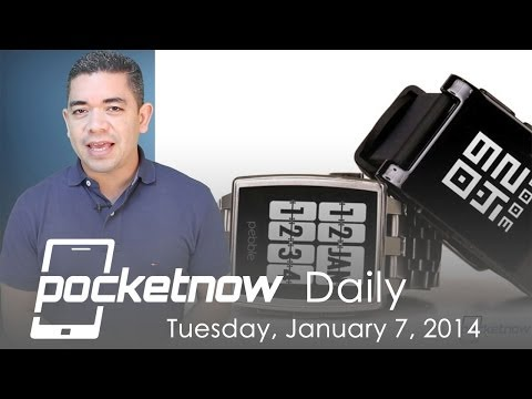 New Samsung tablets, Pebble Steel, US Sony Xperias & more CES – Pocketnow Daily