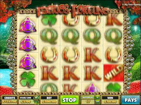 Faeries Fortune Online Slot