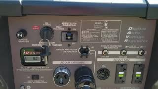 7. Honda EB 10 000 watts generator