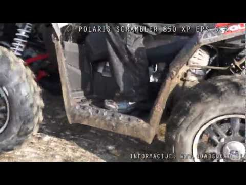 Polaris Scrambler 850 XP EPS 2013