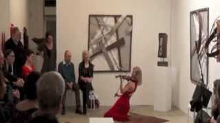Skyfall violin/dance cover, featuring Annette Homann
