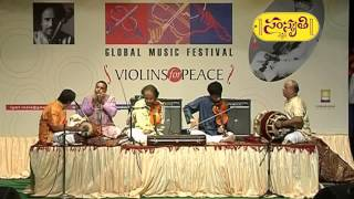 Dr. L. Subramaniam And His Son Ambi Subramaniam's Violin Performance 03